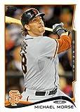 2014 Topps #569 Michael Morse - San Francisco Giants (Baseball Cards)