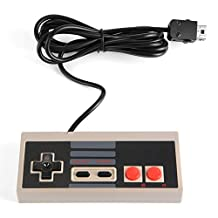 XCSOURCE Replacement Controller for NES Classic Mini Edition Console 1.8m Wired Controller Gamepad for Nintendo Gaming System AC669