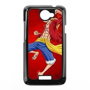 HTC One X Cell Phone Case Black Luffy gjtt