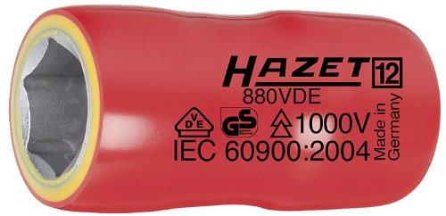 Hazet 880VDE-16 - Llave de vaso hexagonal