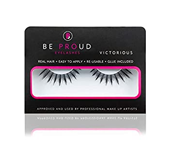 a4d894668d5 Be Proud Be Pro Professional Eyelash - VICTORIOUS by Be Proud Be Pro:  Amazon.co.uk: Beauty