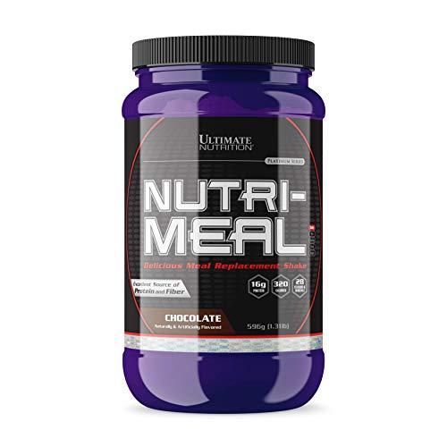 (Ultimate Nutrition Nutri-Meal Chocolate - 596 Grams)