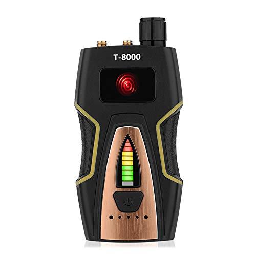 Anti Spy RF Detector Wireless Bug Detector Signal for Hidden Camera Laser Lens GSM Listening Device Finder Radar Radio Scanner CDMA Wireless Signal