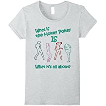 hokey pokey T Shirt put your right foot in put your left foo