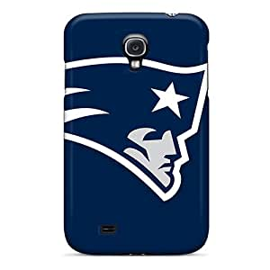 Case Cover New England Patriots Logo/ Fashionable Case For Galaxy S4