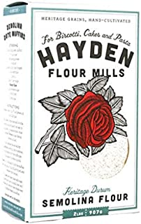 product image for Hayden Flour Mills Semolina Flour 2 lbs