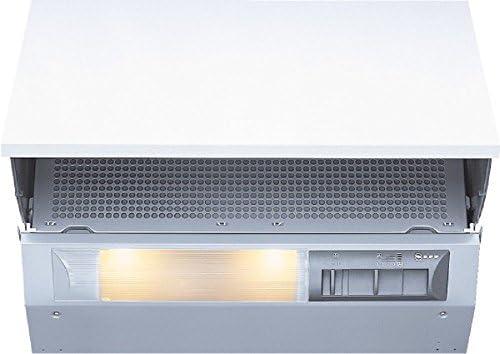 Neff DZM60 (D2664X0) / Zwischenbauhaube / 60 cm / Edelstahl / Wahlweise Abluft- oder Umluftbetrieb
