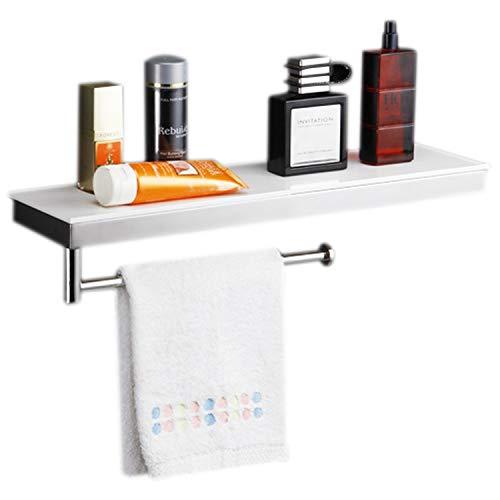 Branco HGF 007 Bathroom Wall Rack Wall Shelves Towel Hanger