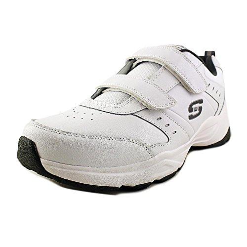 Skechers Menns Haniger Casspi Trening Sneaker Hvit / Kull
