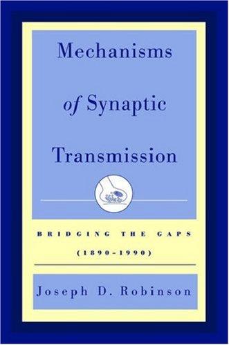Mechanisms of Synaptic Transmission: Bridging the Gaps (1890-1990)