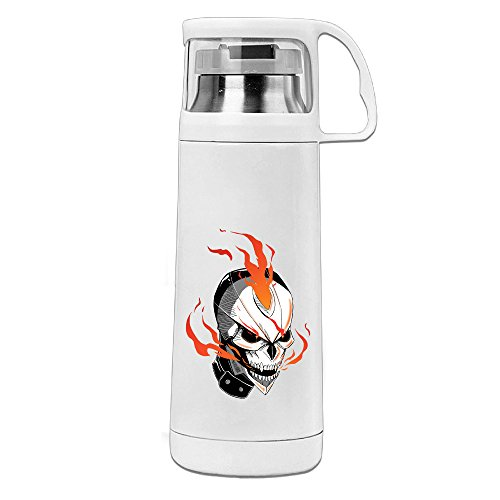 HAULKOO Ghost Rider Stainless Steel Insulation Cup