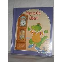 Way to Go, Albert! (AlphaPets)