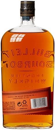 bulleit Bourbon Whiskey (1x 1l)