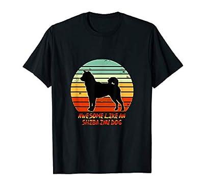 Shiba Inu Awesome Like An Shiba Inu Dog T-Shirt