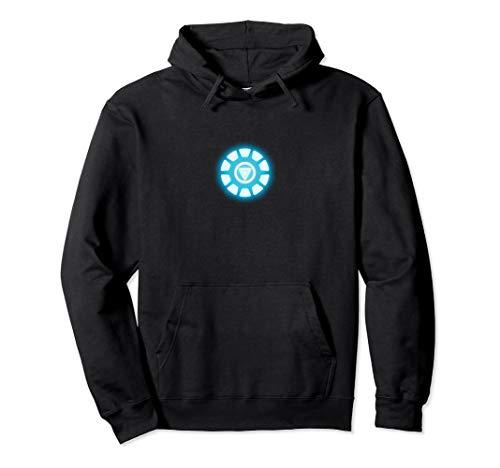 Arc Reactor Hoodie, Energy Power Source Emblem Funny Shirt ()