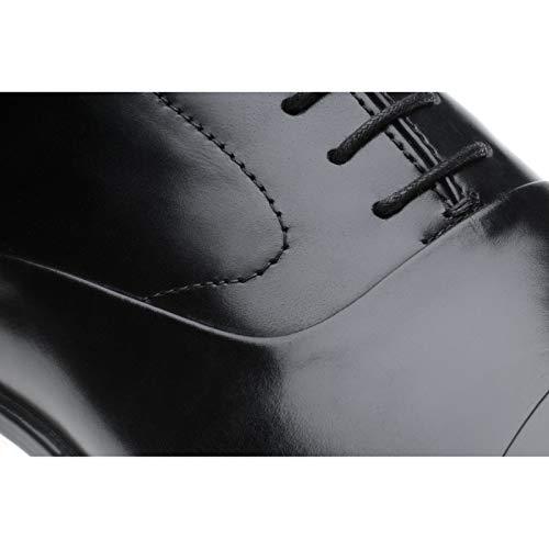 145597103 Scarpe Uomo Herring Black Stringate Nero Calf daOw5O