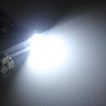 Shiwaki 20X Azul T5 3-SMD Bombillas LED Tablero De Instrumentos Panel De Instrumentos Panel De Instrumentos 12V: Amazon.es: Coche y moto