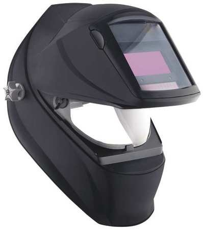 Series Helmet Shield - Welding Helmet, Auto Darkening, 1-9/16in.h