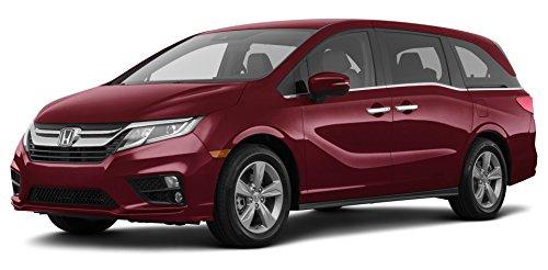 2018 Honda Odyssey EX, Automatic Transmission, Deep Scarlet Pearl