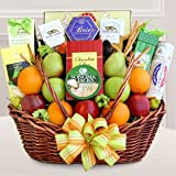 Share The Goodness Gourmet & Fruit Basket