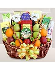 Share The Goodness Gourmet & Fruit Basket