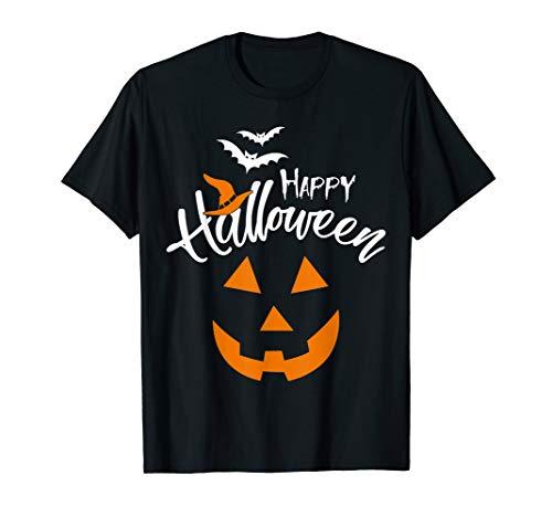 Abstract Halloween Costume Ideas (Abstract Happy Halloween With Bats & Pumpkin)