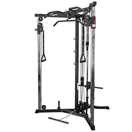 Valor Fitness BD-61 Cable Crossover Machine