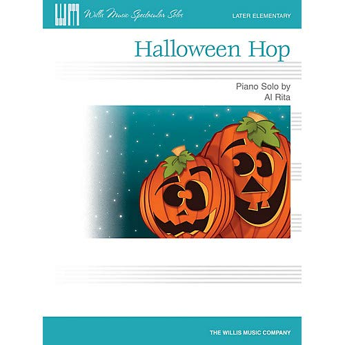 Halloween Hop (Willis Music Spectacular Solos/Later Elem Level) Willis Series by Al Rita, Pack of -