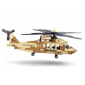 Sluban Black Hawk Helicopter Educational...
