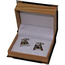 Men's Video Game Controller Cufflinks and Gift Box