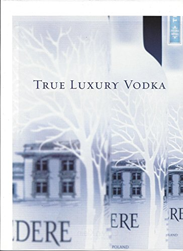 print-ad-for-belvedere-vodka-true-luxury-vodka-bottle-close-up-print-ad