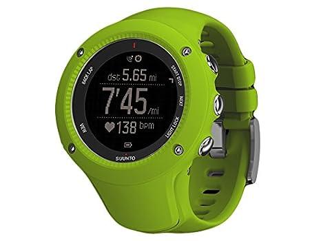 e530ba0193 SUUNTO(スント) ランニング GPS AMBIT3 RUN アンビット3 ラン ライム Bluetooth対応 SS021260000 並行