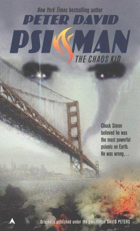 Download Psi-Man 04: The Chaos Kid PDF