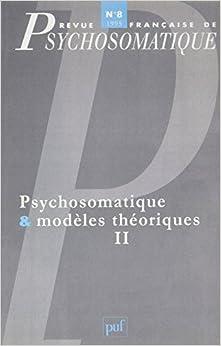 Revue Française de psychosomatique, 1995, numéro 8