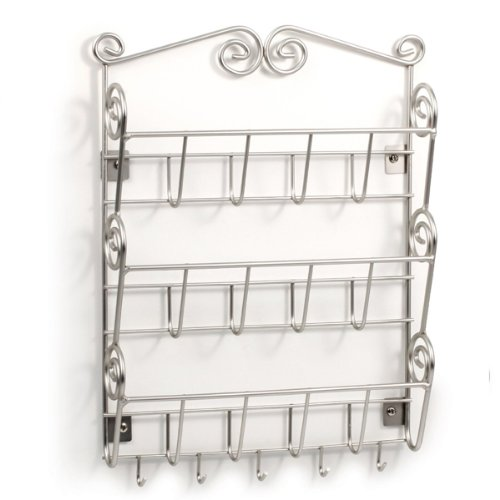 Hanging Keys Jewelry Mail Letter Wall Mount Holder Sturdy