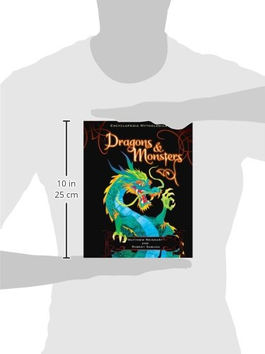Encyclopedia Mythologica: Dragons and Monsters Pop-Up by Candlewick Press (Image #3)