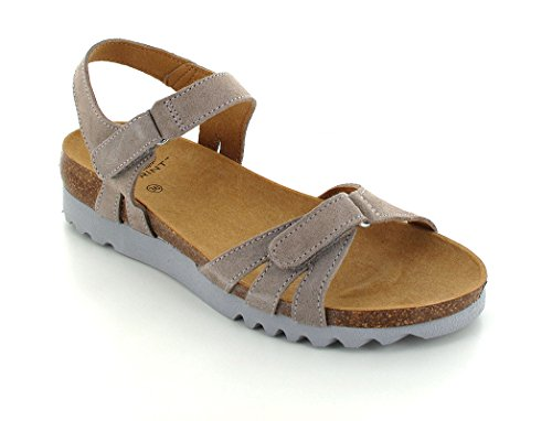 Scholl Sandale Damen ayda, Taupe Taupe