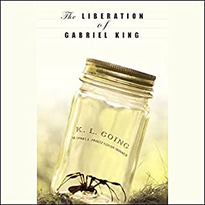 The Liberation of Gabriel King Audiobook