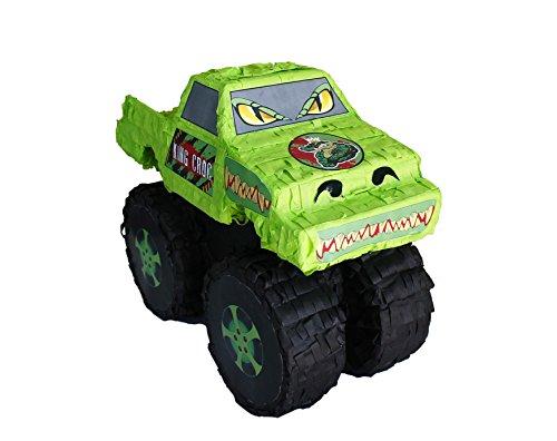 Aztec Imports Pinatas Monster Truck Pinata- King Croc