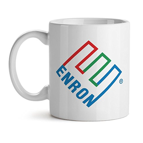 Enron Corporation Funny Parody Cool Office Gift Coffee Tea Cup Mug 11OZ