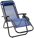 BACKYARD EXPRESSIONS PATIO · HOME · GARDEN 906632 Anti-Gravity Chair, Blue