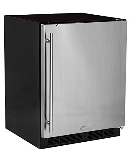 Marvel 4.6 Cu. Ft. 24'' Stainless Steel Beverage Center by AGA Marvel