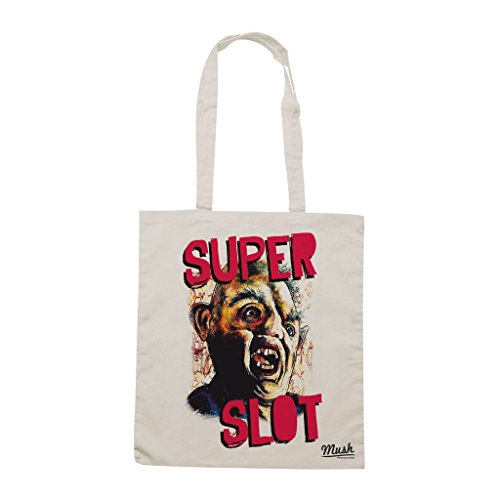 Borsa Superslot The Goonies - Panna - Film by Mush Dress Your Style