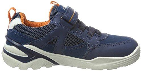 ECCO Biom Vojage, Zapatillas Para Niños Azul (Poseidon/poseidon)