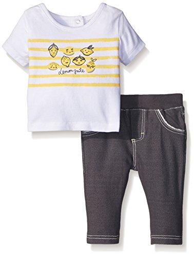 absorba Baby Girls Lemonade Legging