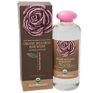 ALTEYA ORGANICS Rose Water, 17 FZ