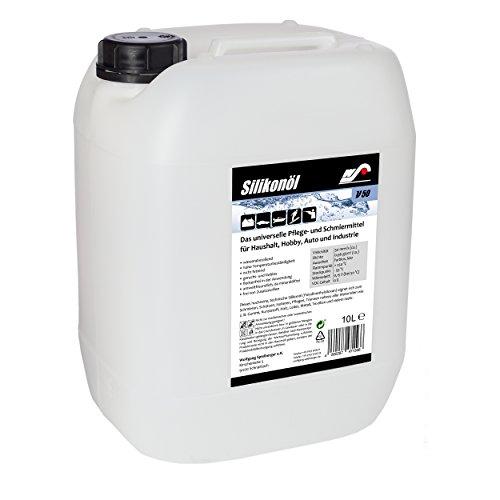 WS Silicone oil V50 - 10 L