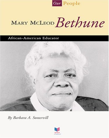 Download Mary McLeod Bethune: African-American Educator (Spirit of America: Our People) pdf
