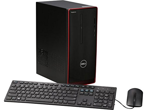 2017 Dell Inspiron 3650 Flagship Premium High Performance Desktop PC, Intel Core i7-6700 Quad Core 3.4 GHz 16GB RAM 2TB HDD AMD Radeon HD R9 360 2GB GDDR5 DVD WIFI Bluetooth HDMI VGA Windows 7 Pro