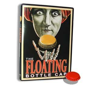 Magic Makers The Floating Bottle Cap with Floatation Kit and Instructional DVD